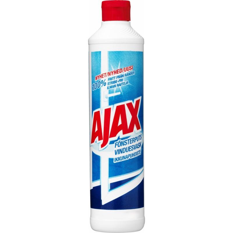 Ajax Fönsterputs