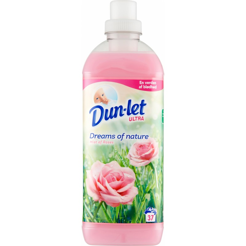Dun-let Dreams Of Nature Mist Of Roses