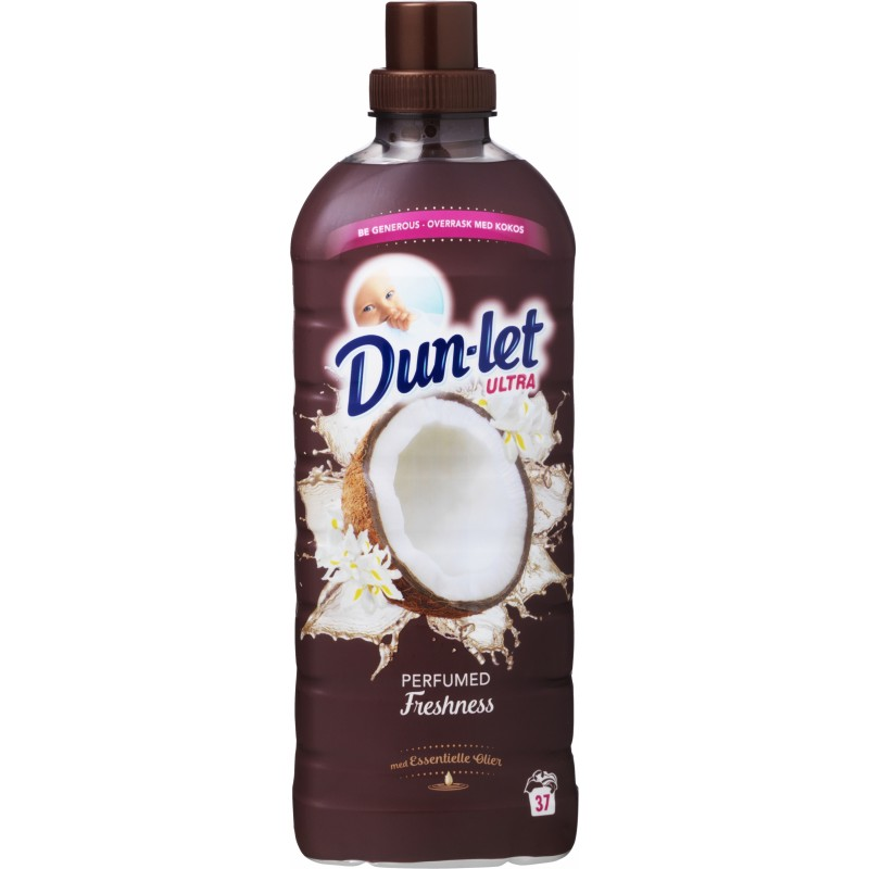 Dun-let Perfumed Freshness Coconut
