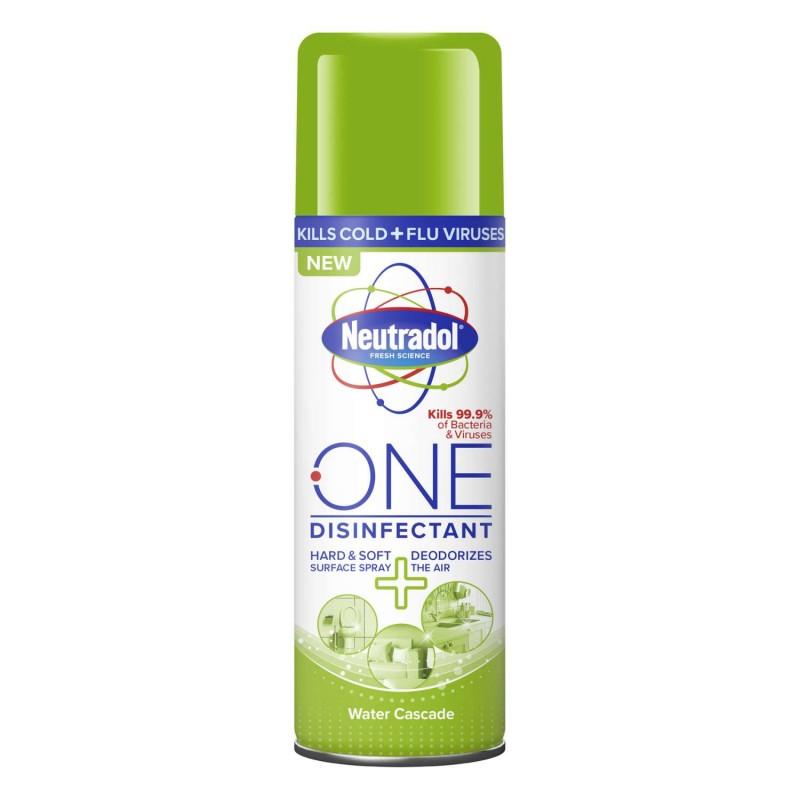 Neutradol One Disinfectant Water Cascade