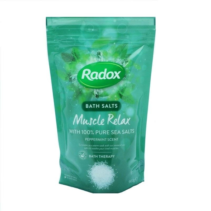 Radox Bath Salts Muscle Relax