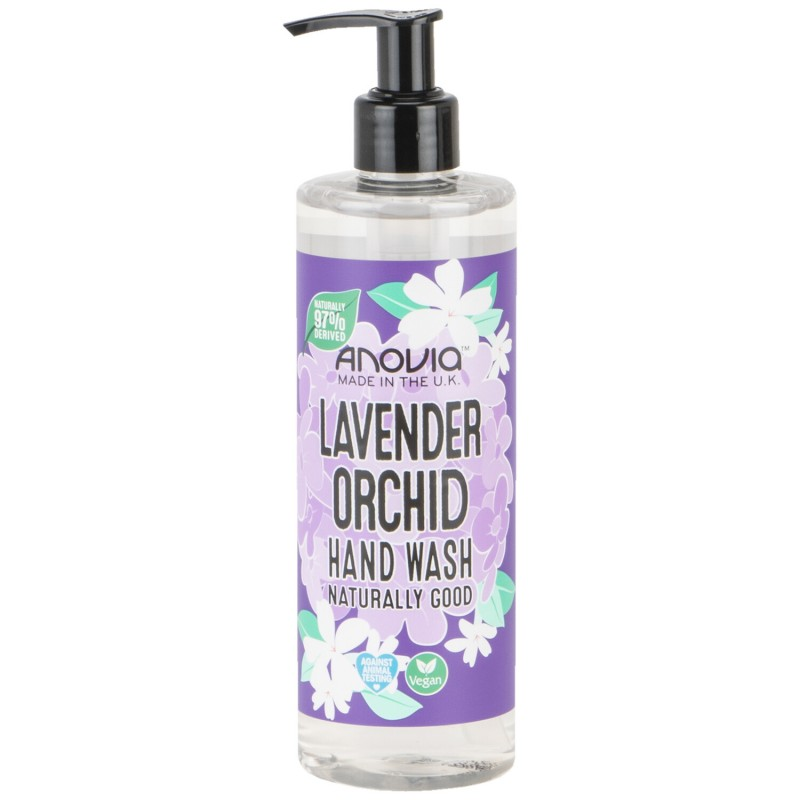 Anovia Lavender Orchid Hand Wash