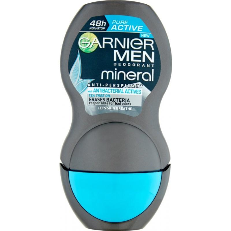 Garnier Men Mineral Pure Active Roll On