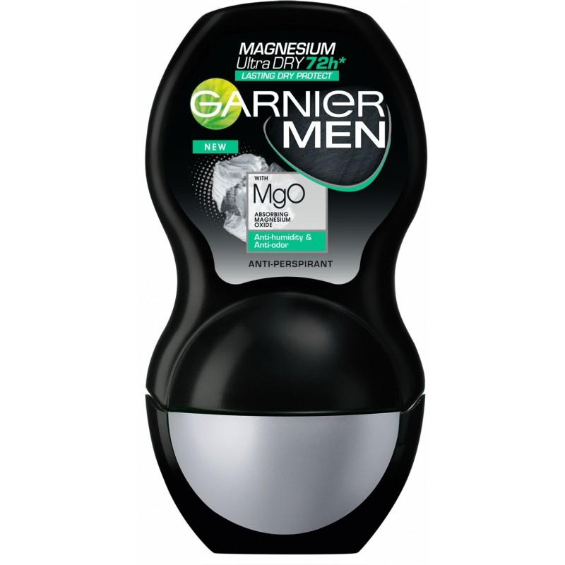 Garnier Men Magnesium Ultra Dry 72H Roll On