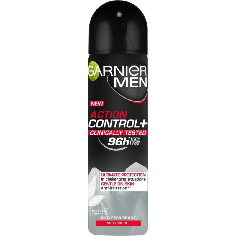 Garnier Men Action Control+ 96H Deospray
