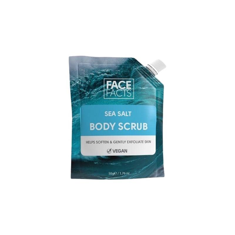 Face Facts Body Scrub Sea Salt