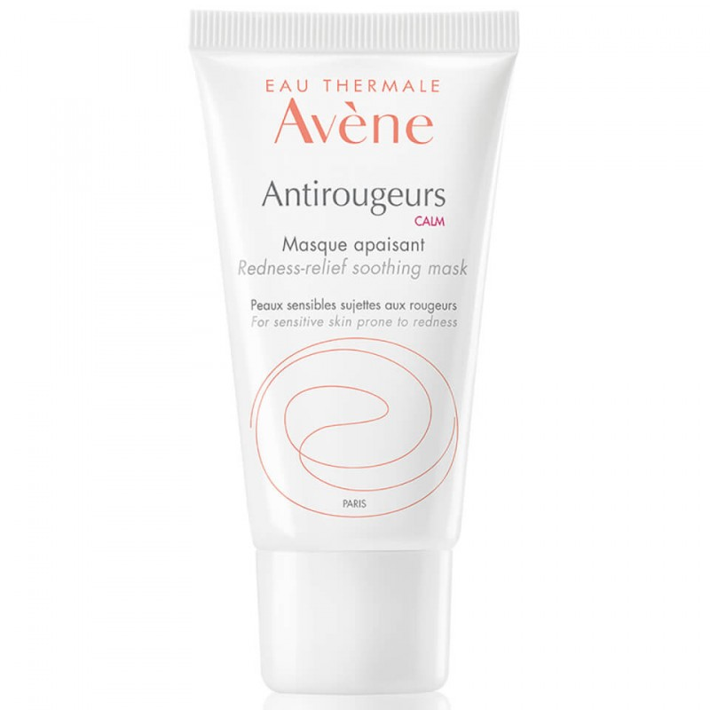 Avène Thermale Antirougeurs Calm Soothing Mask
