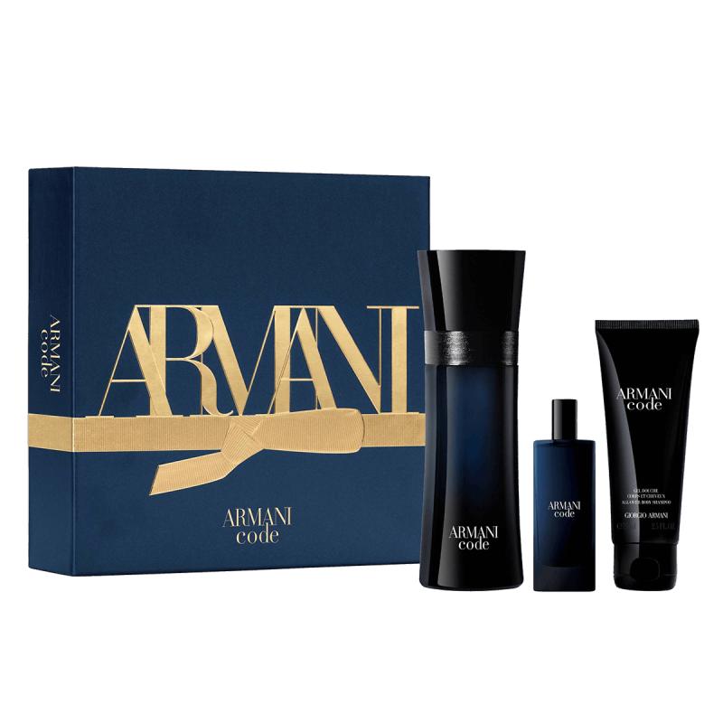 Giorgio Armani Code Homme EDT & Mini EDT & Showergel