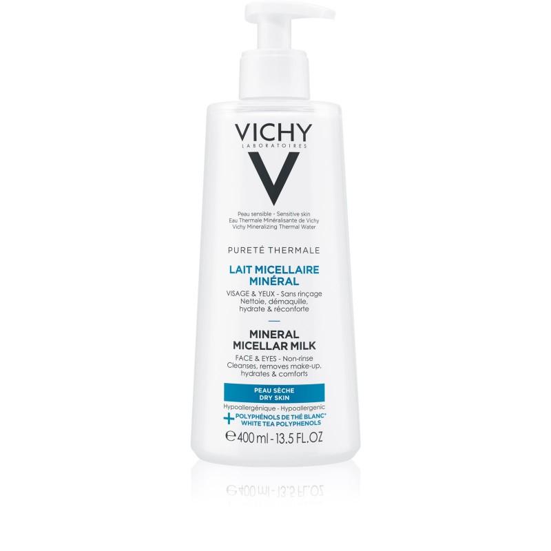 Vichy Pureté Thermale Mineral Micellar Milk Dry Skin