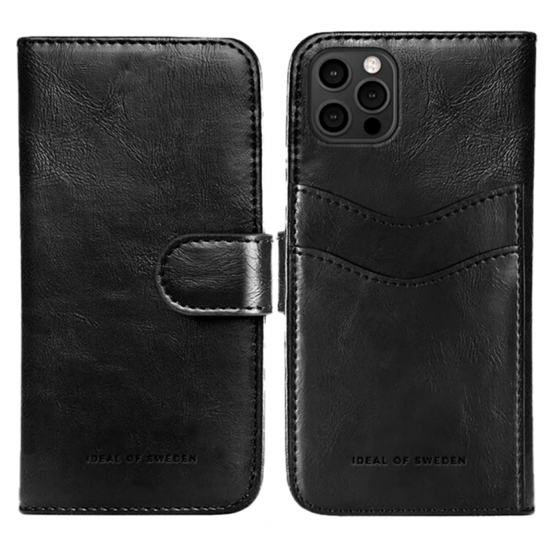 iDeal Of Sweden Magnet Wallet+ iPhone 12 Mini Black