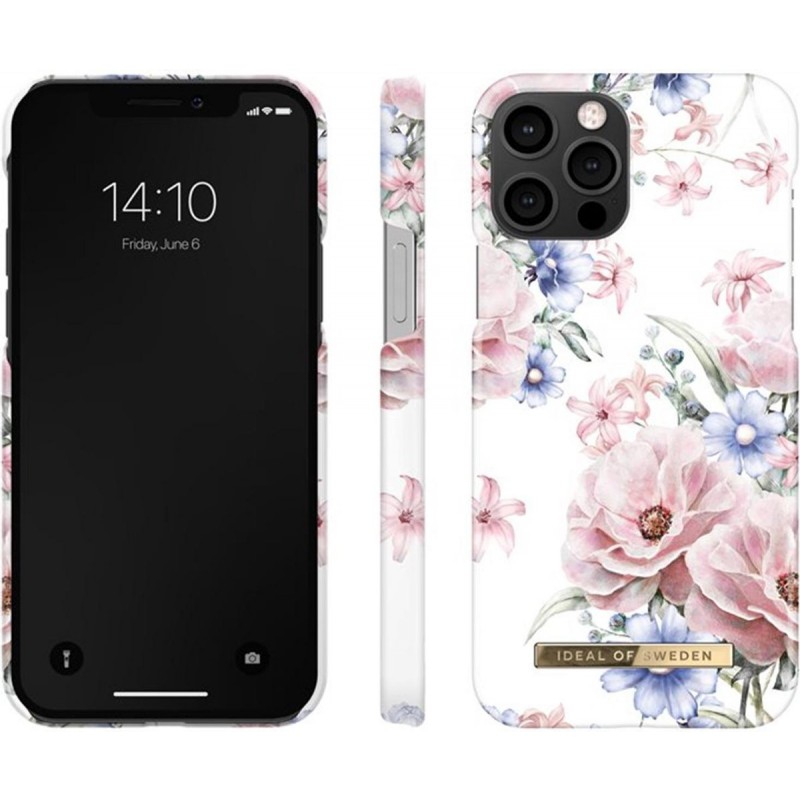 iDeal Of Sweden Fashion Case iPhone 12 & iPhone 12 Pro Floral Romance