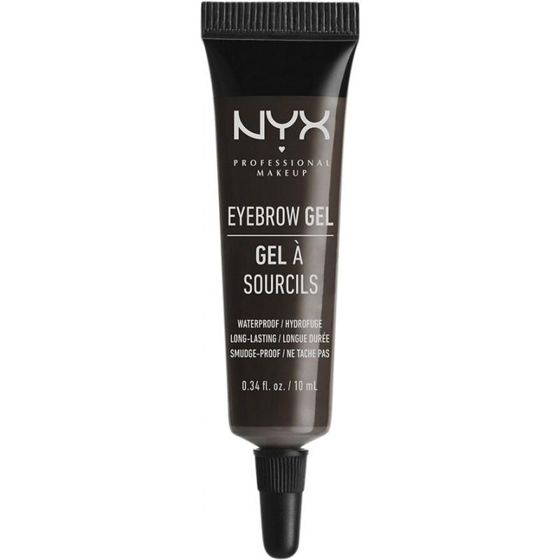 NYX Eyebrow Gel 05 Black
