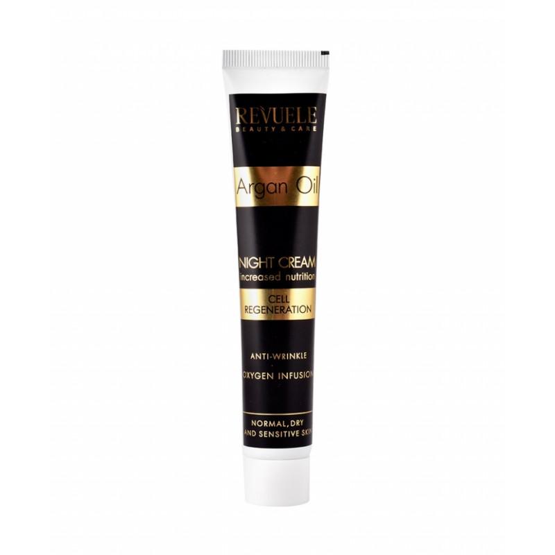 Revuele Argan Oil Cell Regeneration Night Cream