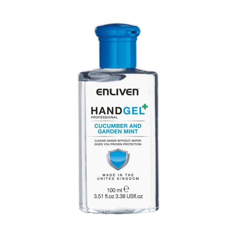 Enliven Hand Gel Original Cucumber & Mint