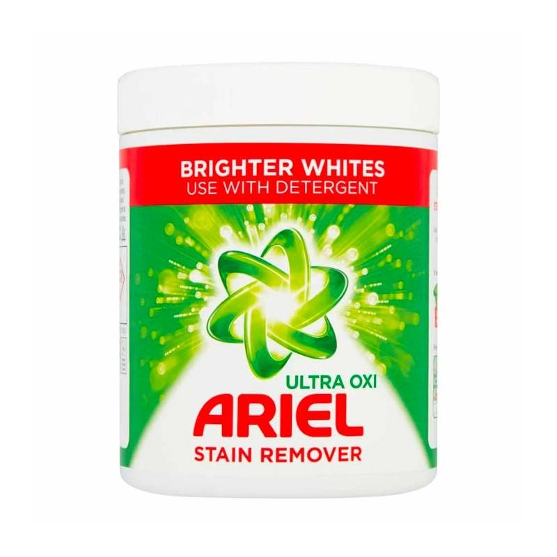 Ariel Ultra Oxi Stain Remover Powder Whites