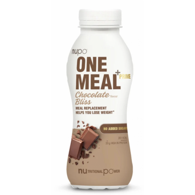 Nupo One Meal +Prime RTD Chocolate Bliss