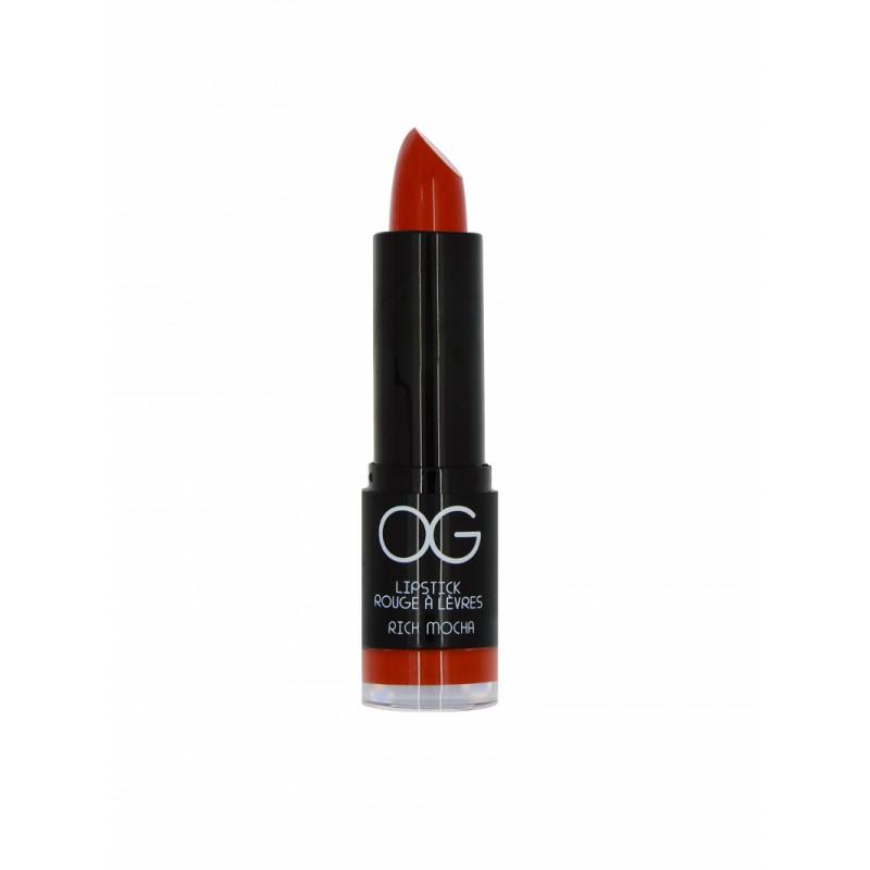 Outdoor Girl Lipstick Rich Mocha