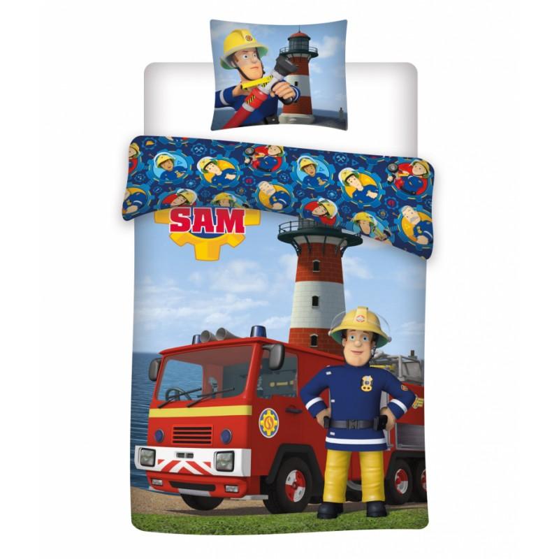 Kids Group Junior Sängkläder Brandman Sam