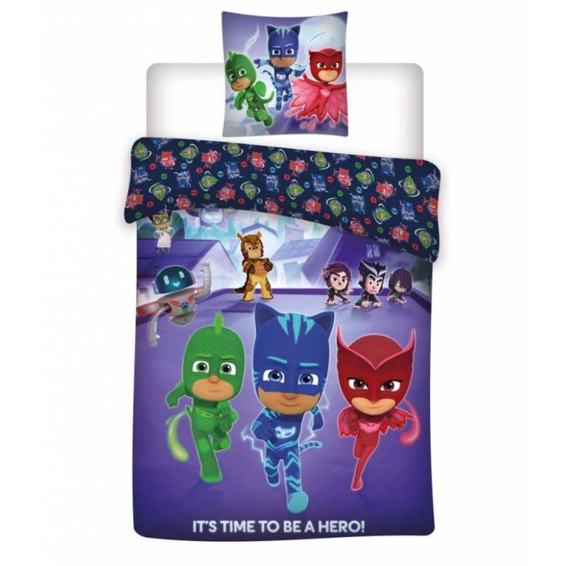 Kids Group Junior Bed Linen PJ Masks