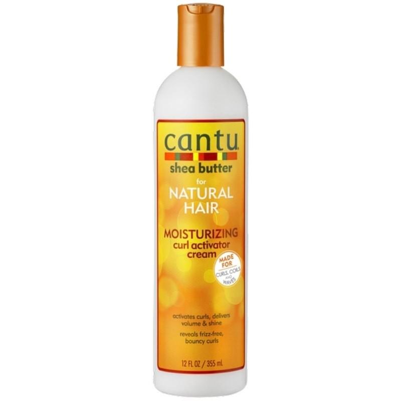 Cantu Shea Butter Hair Moisturizing Curl Activator Cream