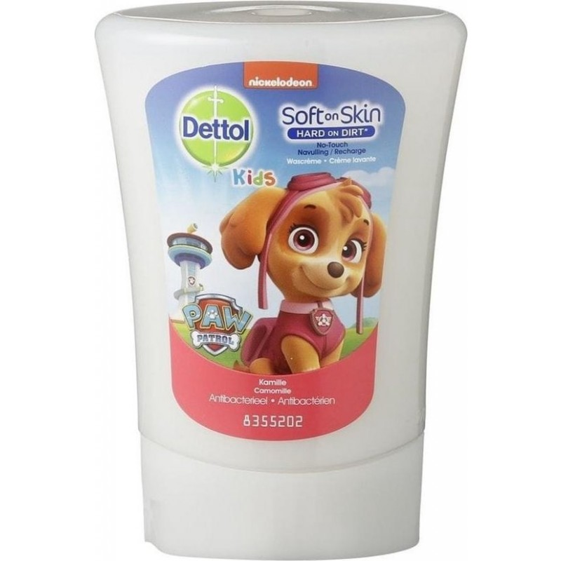 Dettol No Touch Antibacterial Soap Refill Camomile
