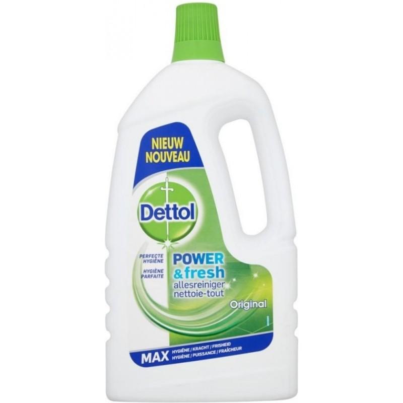 Dettol Multi-Purpose Power & Fresh Cleaner Original