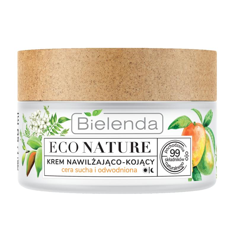 Bielenda Eco Nature Face Cream Cockatoo Plum & Jasmine & Mango