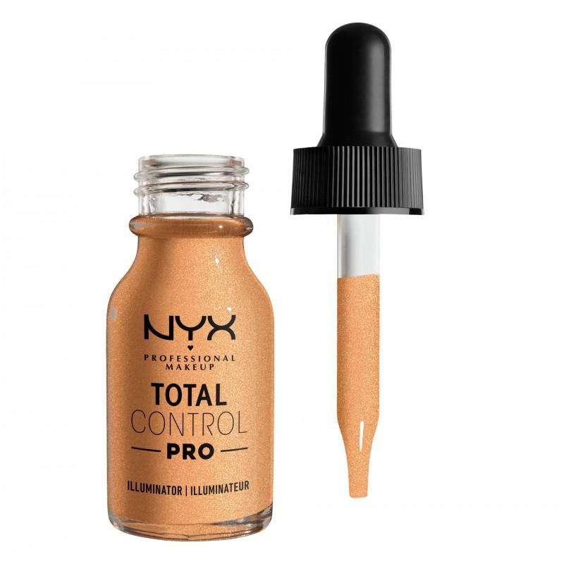 NYX Total Control Pro Liquid Illuminator Warm