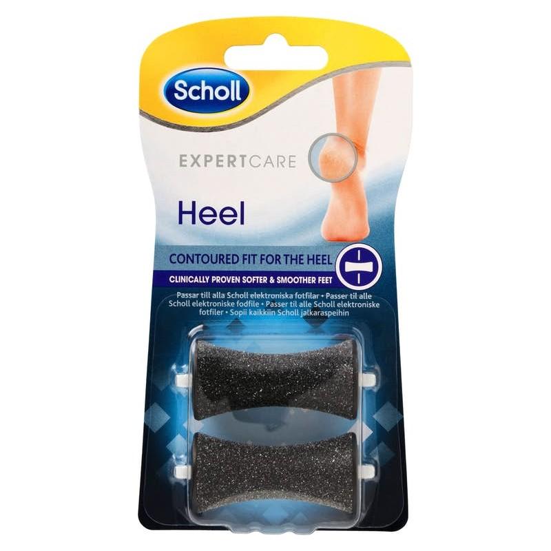 Scholl Expertcare Footfile Refill Heel