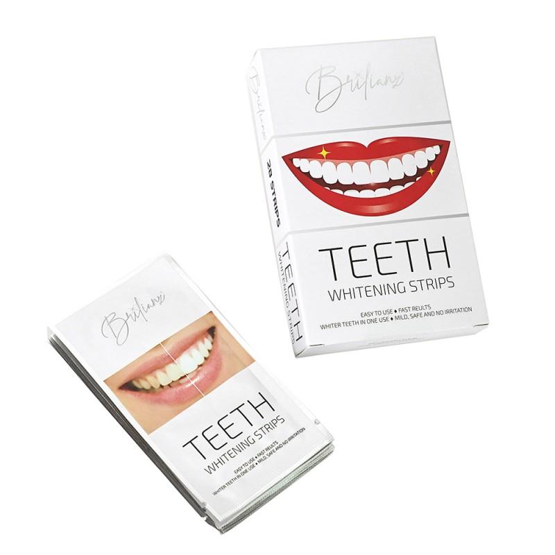 Brilianz Teeth Whitening Strips