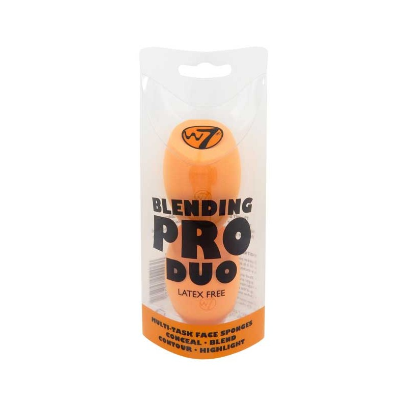 W7 Blending Pro Duo Multi Task Face Sponges