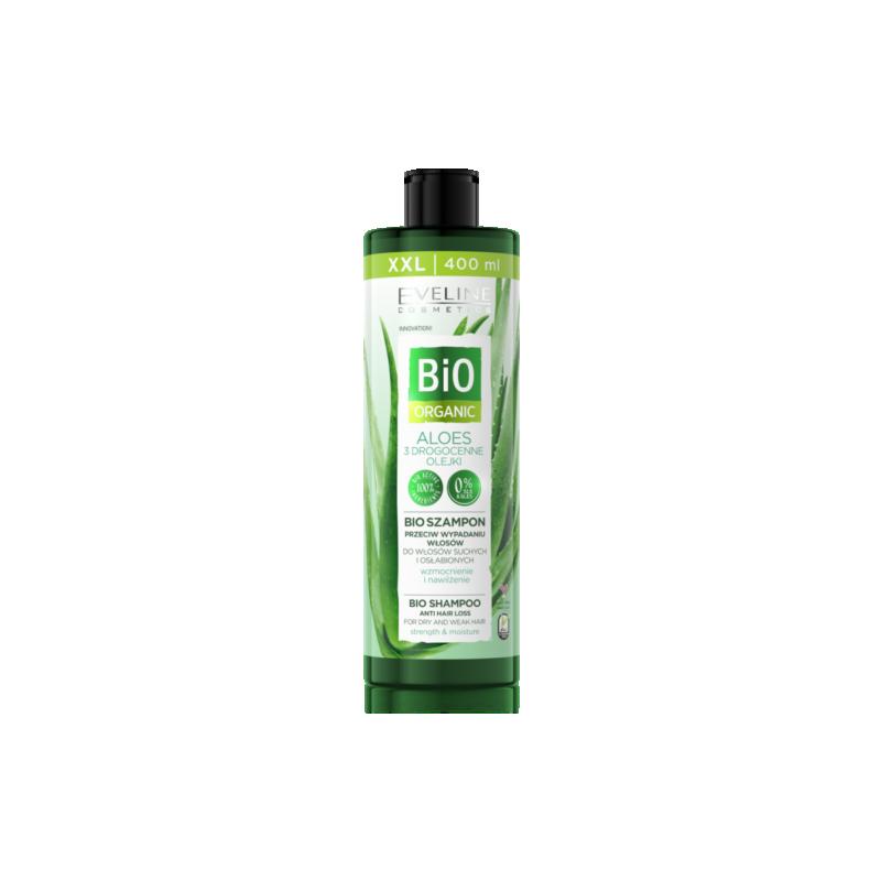 Eveline Bio Organic Shampoo Anti Hair Loss Aloes