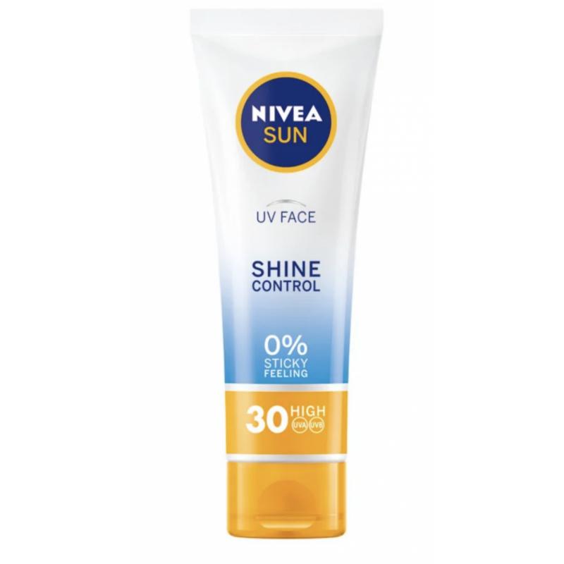 Nivea Sun UV Face Shine Control Cream SPF30