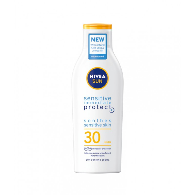 Nivea Sun Protect & Sensitive Soothing Lotion SPF30