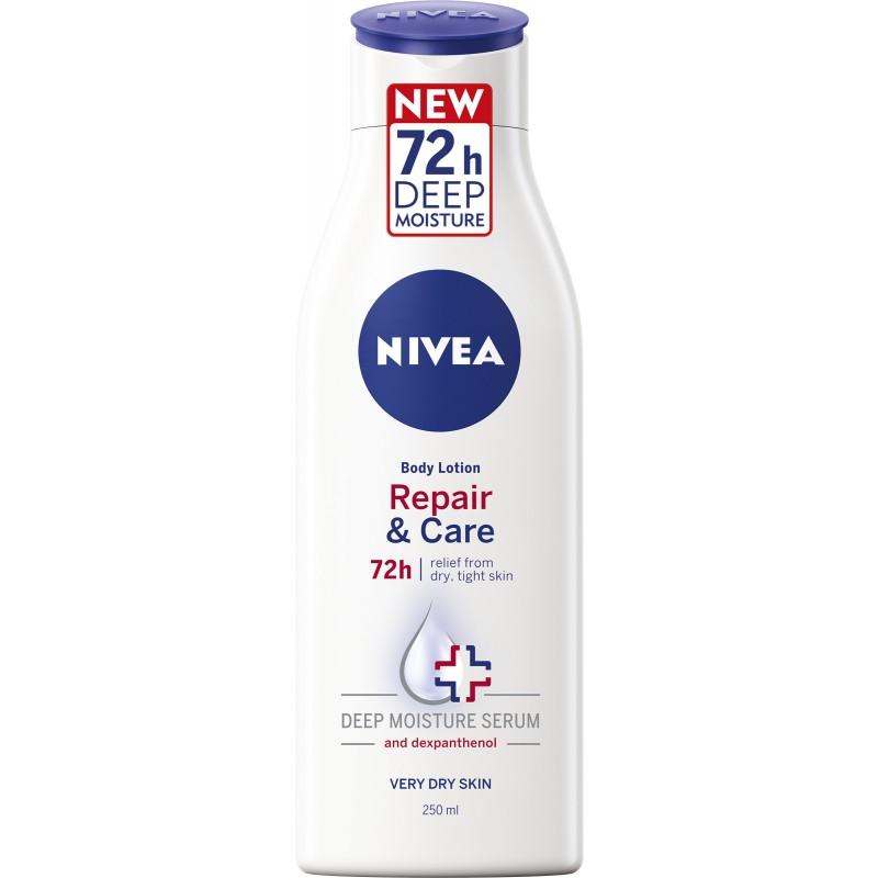 Nivea Body Essential Repair & Care Body Lotion