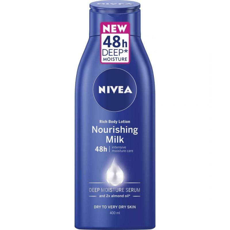 Nivea Body Essentials Rich Body Lotion Nourishing Milk