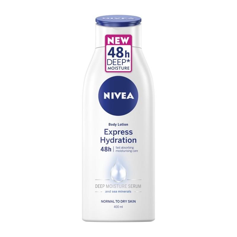 Nivea Body Lotion Express Hydration