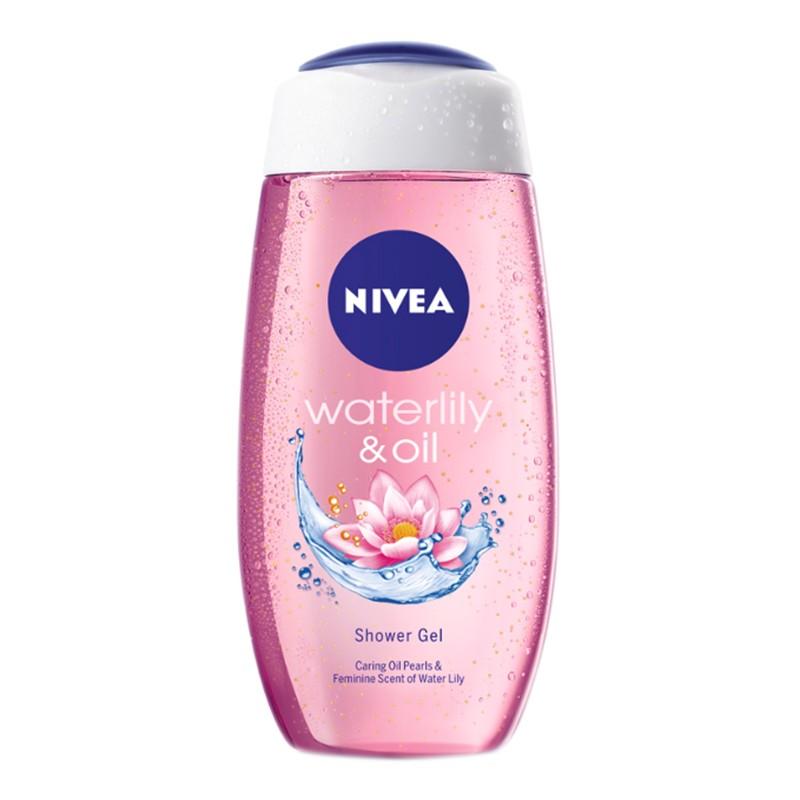 Nivea Water Lily & Oil Showergel