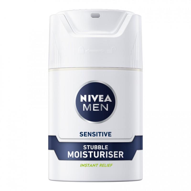 Nivea Men Sensitive Stubble Moisturiser