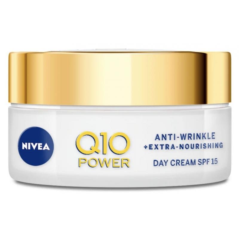 Nivea Q10 Power Anti-Wrinkle Extra Nourishing Day Cream