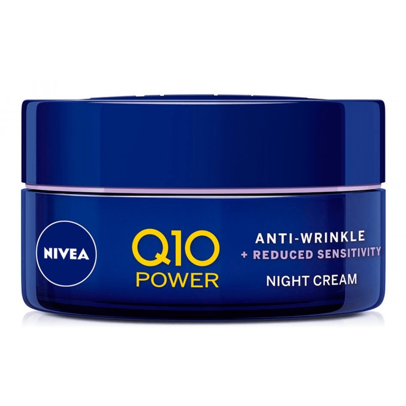 Nivea Q10 Power Anti-Wrinkle Sensitive Night Cream