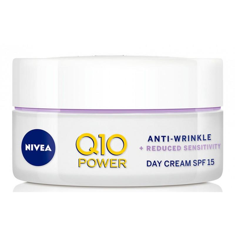 Nivea Q10 Power Anti-Wrinkle Sensitive Day Cream