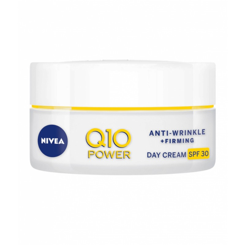 Nivea Q10 Power Anti-Wrinkle Extra Protection Day Cream SPF30
