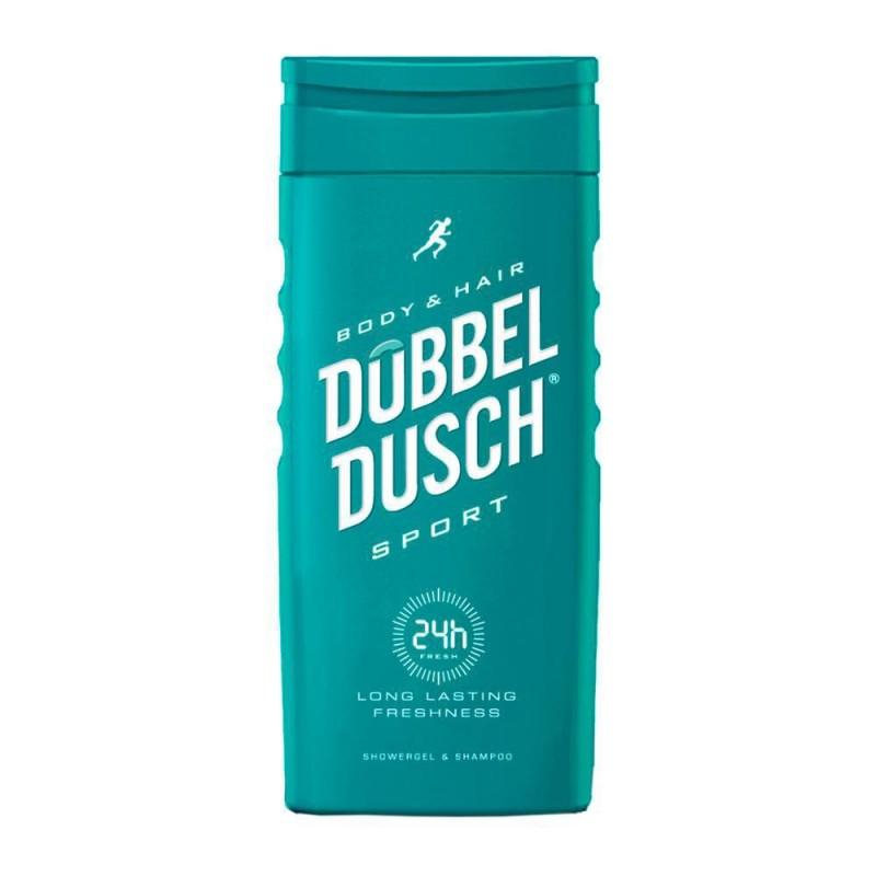Dobbel Dusch Body & Hair Sport Shower Gel & Shampoo