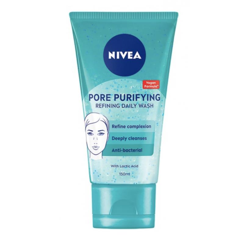 Nivea Pore Purifying Refining Daily Wash