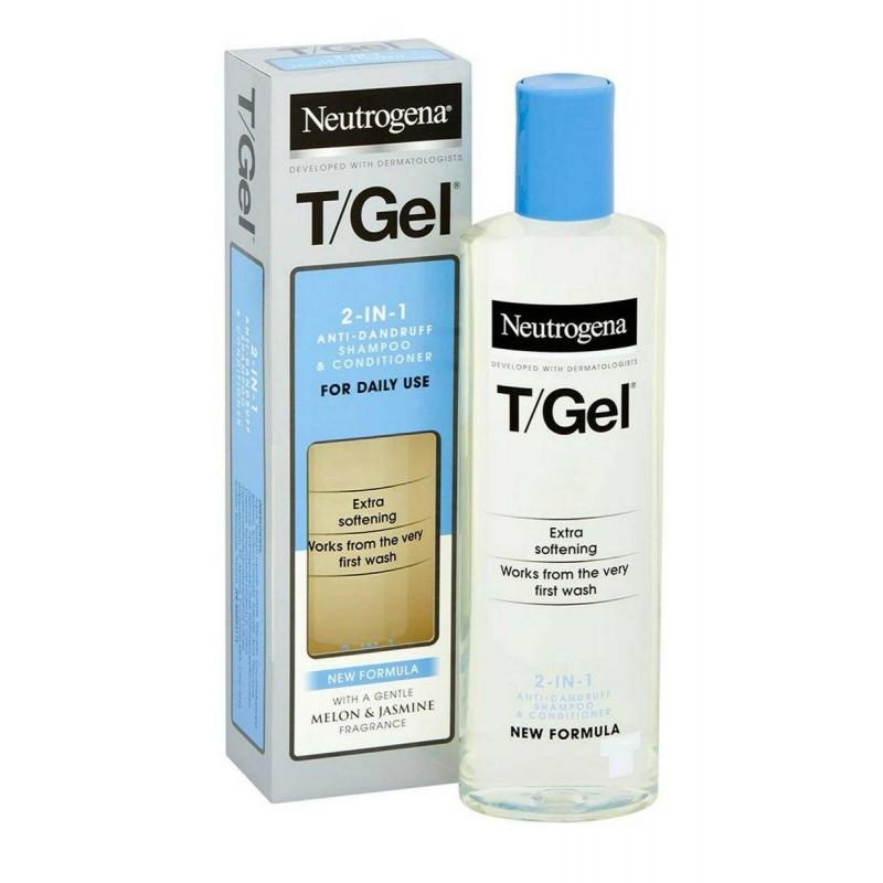 Neutrogena T Gel 2in1 Anti-Dandruff Shampoo & Conditioner