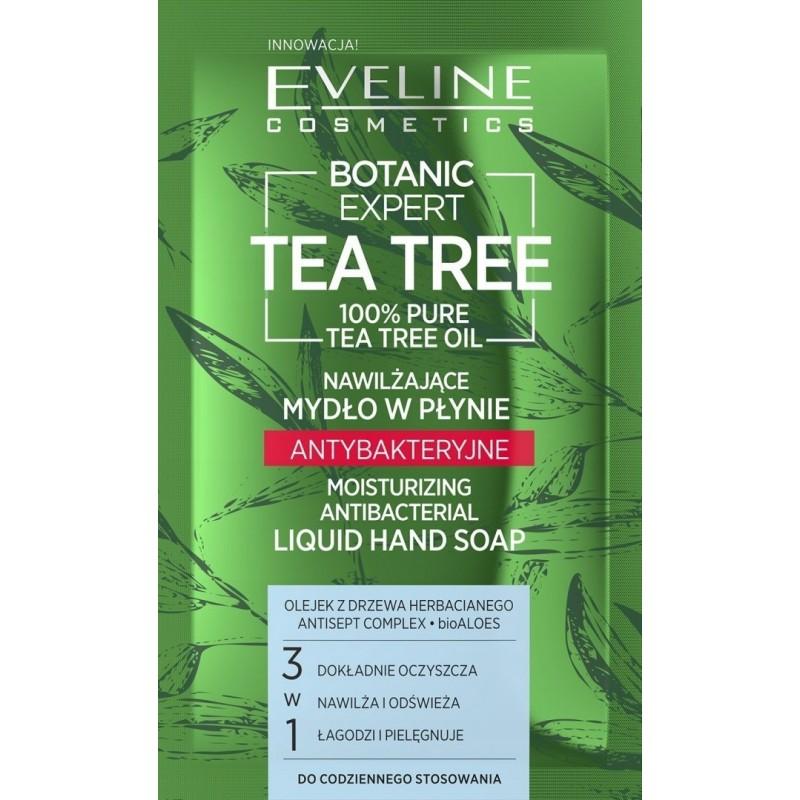 Eveline Botanic Expert Tea Tree Moisturizing Liquid Hand Soap