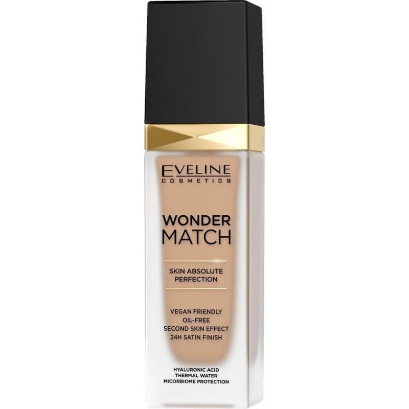 Eveline Wonder Match Foundation 30 Cool Beige