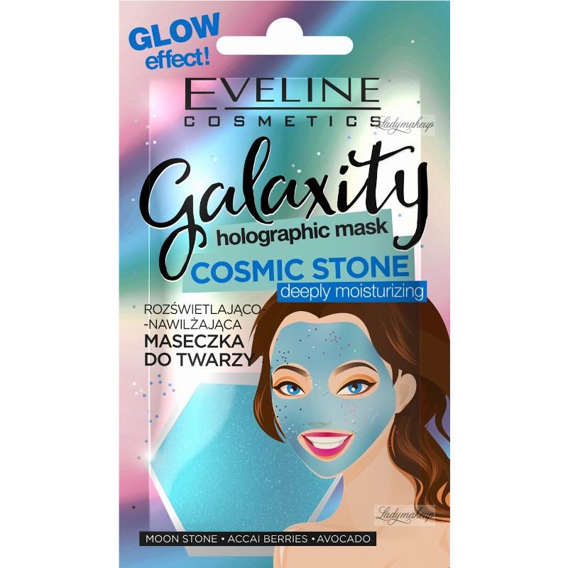 Eveline Galaxity Holographic Face Mask Deeply Moisturizing