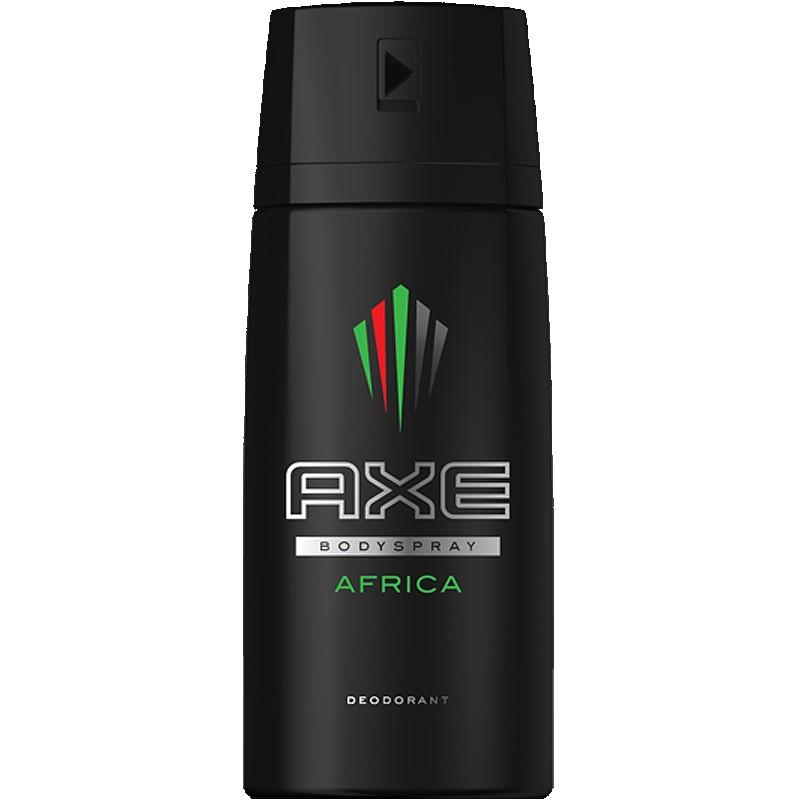 Axe Africa Deospray